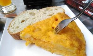 Tortilla del Entre Nós