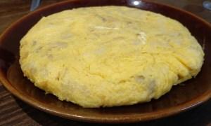 Tortilla de Pulpeira de Melide