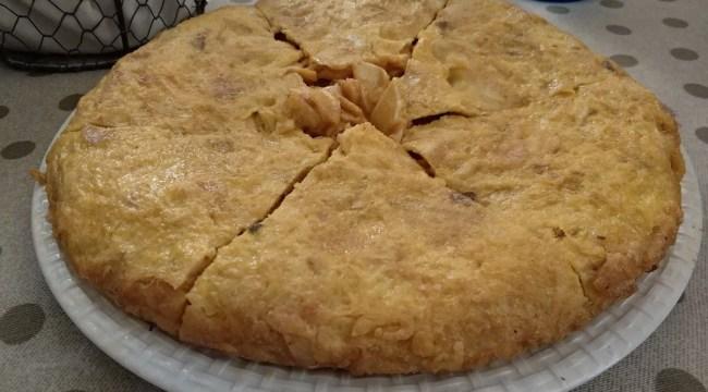 Tortilla del Bocarrana