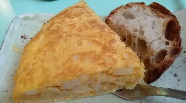 Tortilla del Terracota Grill
