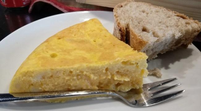 Tortilla del Kos Café