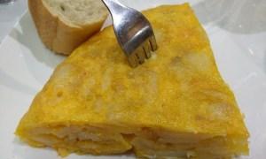 Tortilla del Cork Coruña