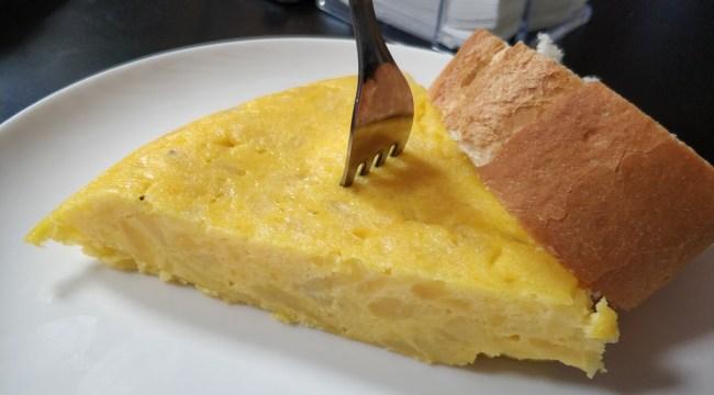 Tortilla del Karelandia Park