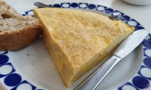 Foto de la tortilla del O' De Sempre