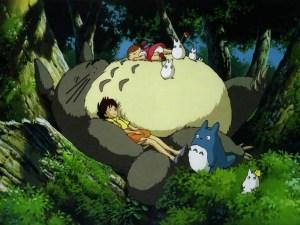 Ystäväni Totoro