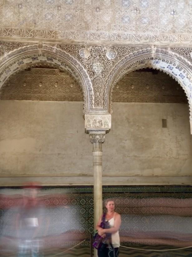 Alhambra, Granda, Spain
