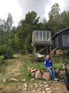Treehouse, Vackerbacka, Loviisa, LWT