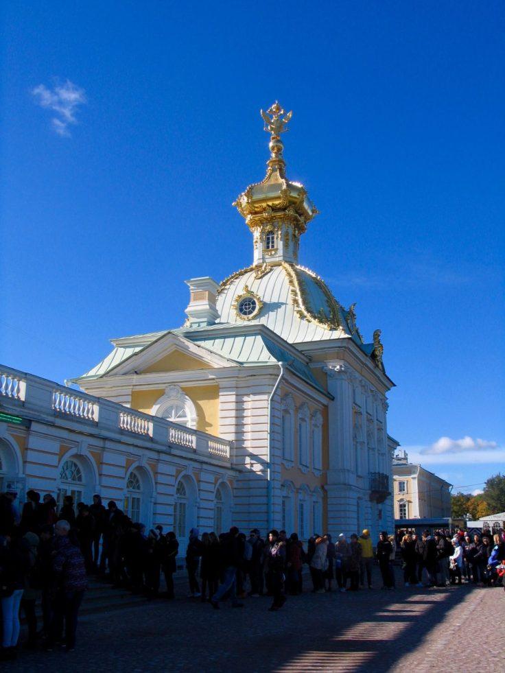 Pietarhovi, Pietari, St Petersburg, Russia, Venäjä