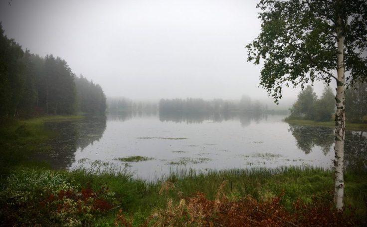 Petäjävesi, Toppalan mökit