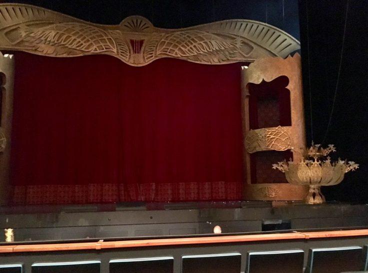 Oopperan kummitus, Phantom of the Opera, Kansallisooppera