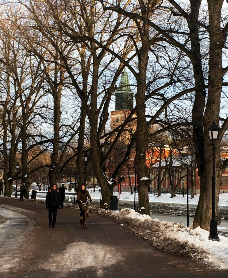 Turku, Aurajoki, visit Turku, kirkko, tuomiokirkko