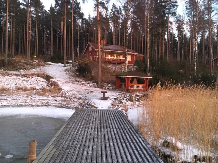 Näsinlinna, Särkisalo, Visit Salo, Salo, Visit Turku, mökkiloma, kotimaan loma