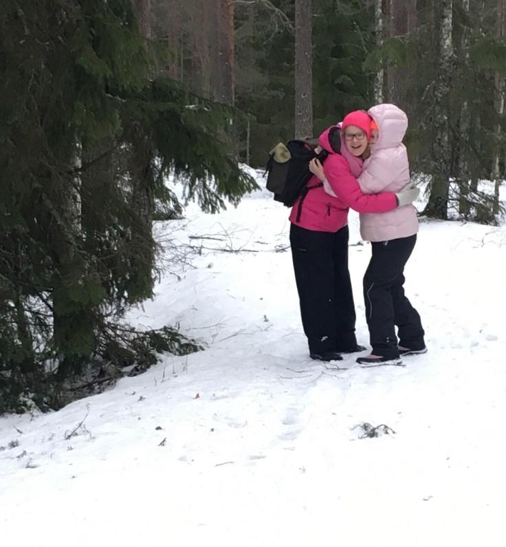 Retkeily, iloa luonnosta, siskot, luontoon.fi, Suomen luonto, Teijon kansallispuisto, visit Salo