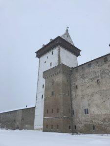 Narvan linna, Pitkän Hermannin torni, Narva, Viro