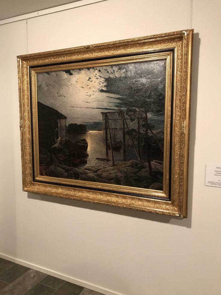 Järvenpään taidemuseo, Aukusti Uotila, museot, museokortti