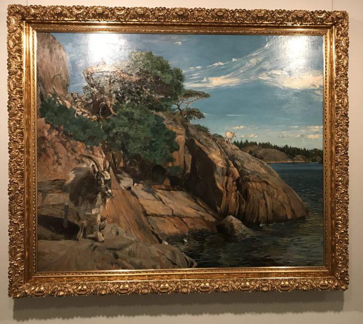 Sigrid Granfelt, Järvenpään taidemuseo