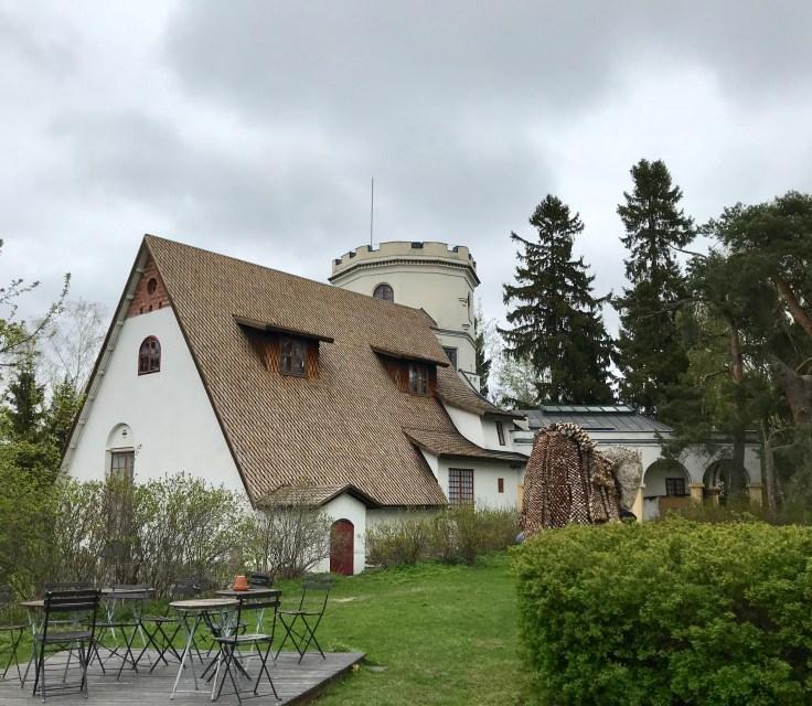 Gallen-Kallela museo, Espoo