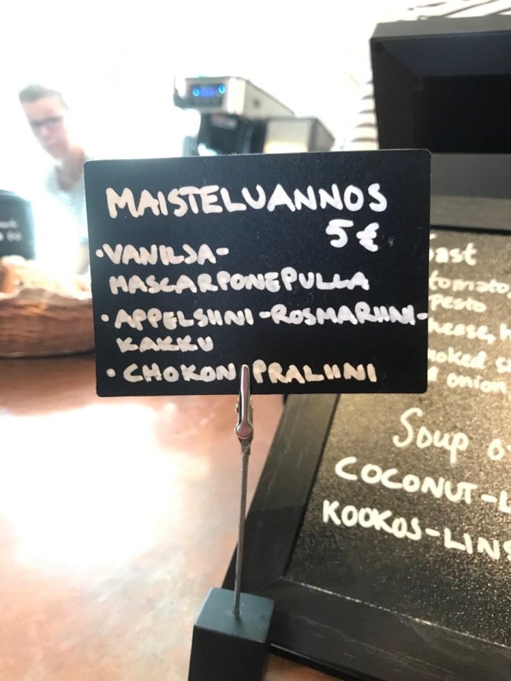 Helsinki, Suomenlinna, kahvilat