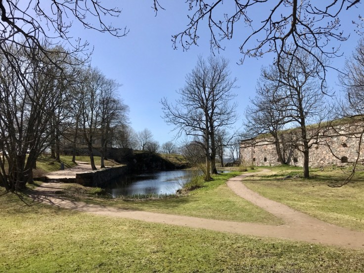 Suomenlinna, maisema
