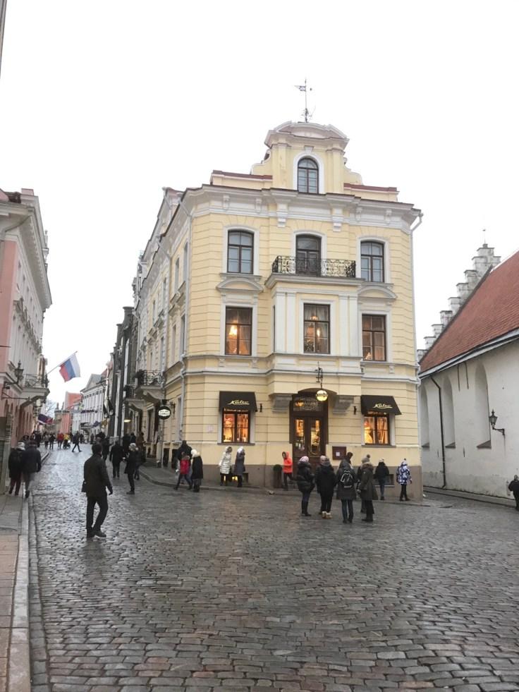 Tallinna, Pikk