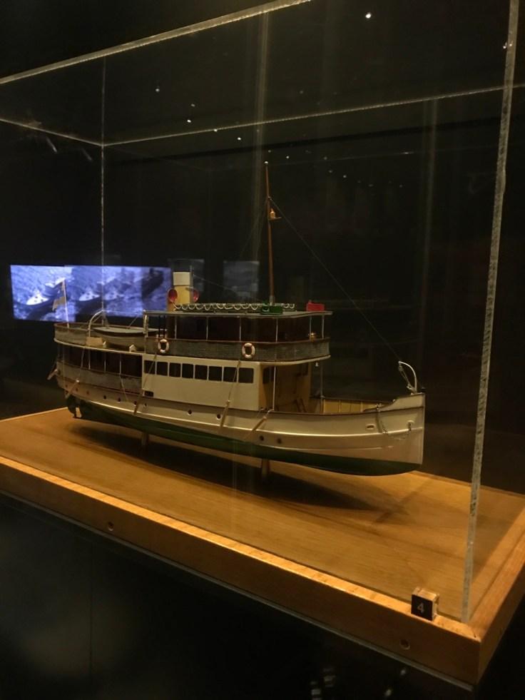 Merikeskus Vellamo, Kotka, merimuseo