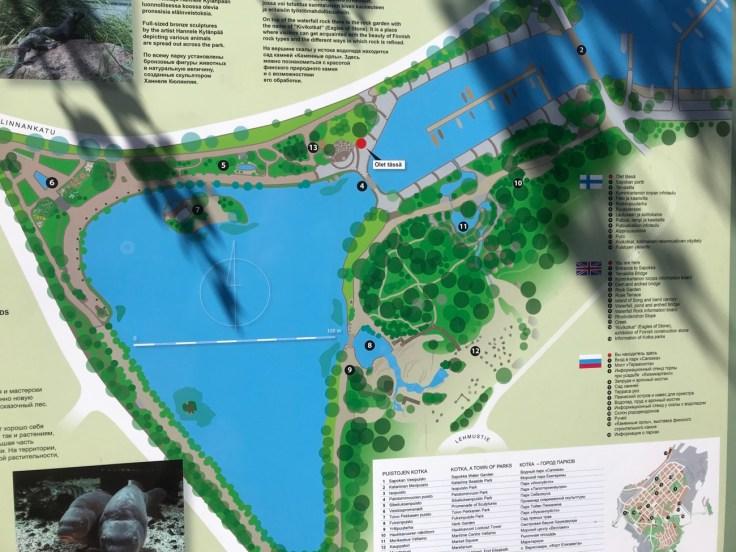 Sapoka, Sapokan vesipuisto, kaupunkipuisto, Kotka, Visit Kotka, itäinen Suomenlahti