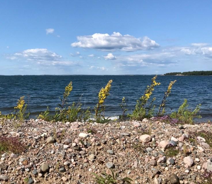 Hanko, Itämeri, luontopolku, Tulliniemi