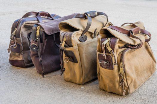 Vermilyea Pelle Briefcase, Filson 256 Brown, Filson 257 Tan, Filson 258 Tan