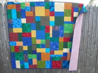 January/February quilt