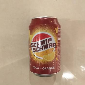 Schwip Schwab Cola & Orange soda 330ml from Auntie Ammies candy Shop