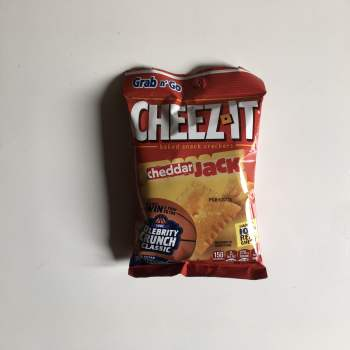 Cheez Its Cheddar Jack (85g) From Auntie ammies American Candy Shop