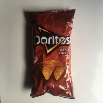 Doritos Nacho cheese from auntie ammies American Candy shop
