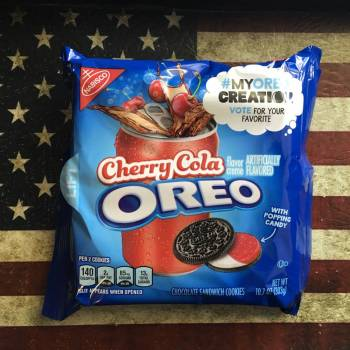 Cherry Cola Oreo 303g From Auntie Ammies Candy store