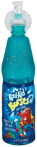 Kool Aid Bursts Berry Blue (200ml) from Auntie Ammies American Candy Shop