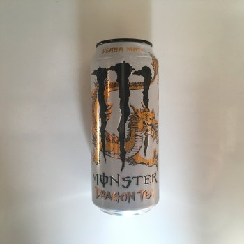 Monster Dragon Yerba Mate Tea 458ml