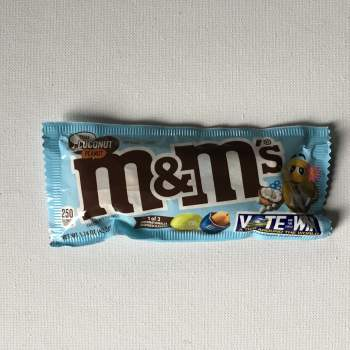 M&Ms Thai coconut Peanut (49.3g) From Auntie ammies American Candy Shop