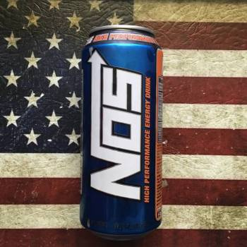NOS High Performance Energy Drink 473ml From Auntie Ammies Candy Store