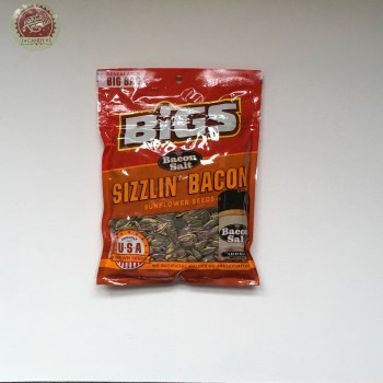 BIGS Sunflower Seeds J&Ds Bacon Salt 5.3Oz from Auntie Ammies Candy Shop