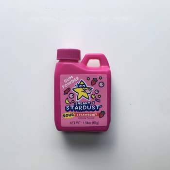 Kidsmania Sour Sneaky Stardust Bubble Gum Strawberry 55ml