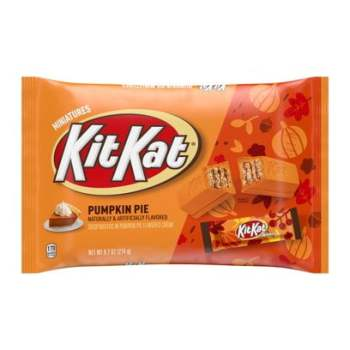 Kit Kat Pumpkin Pie 9.7oz from Auntie Ammies Candy Shop