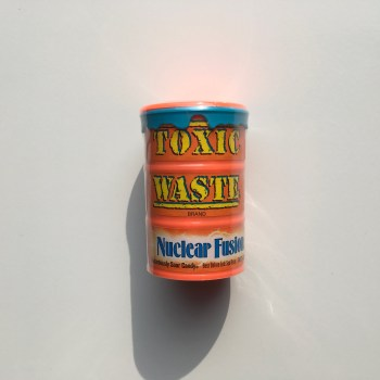 Toxic Waste Nuclear Fusion from Auntie Ammie American Candy shop