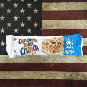 Cinnamon Toast Crunch Treats (60g) From Auntie ammies candy store
