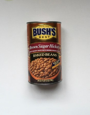 Bush Brown Sugar Hickory flavoured Baked Beans (794g) from auntie Ammies Candy Shop