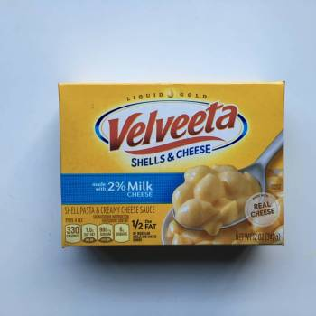 Velveeta Shells & Cheese made with 2% milk 340g from auntie ammies candy Shop