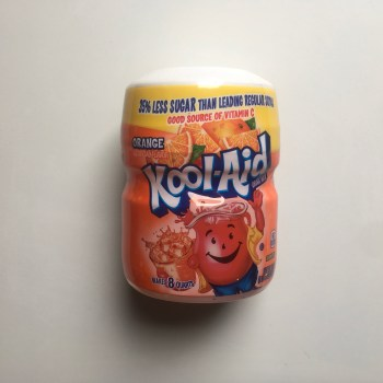 Kool-Aid Sweetened Orange Tub (538g)
