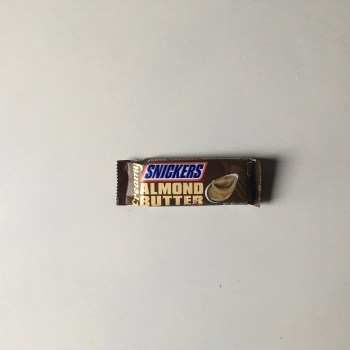 Snickers Almond Butter from Auntie Ammies american Candy Shop