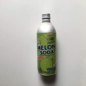 ngaria melon soda (500ml) From auntie ammies American Candy Shop