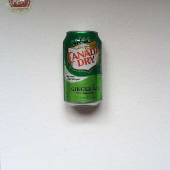 Canada Dry Ginger Ale 355ml from Auntie Ammies Candy Shop