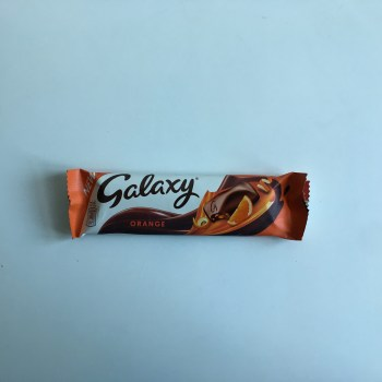 Galaxy orange 38g from Auntie Ammies Candy Shop