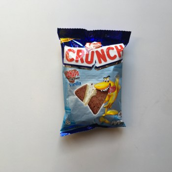 Nestle Crunch Chips Chocolate Vanilla (60g) from auntie Ammies American Candy Shop